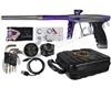 DLX Luxe X Paintball Gun - Pewter/Purple