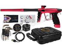 DLX Luxe X Paintball Gun - Red/Black