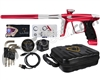 DLX Luxe X Paintball Gun - Red/Dust White