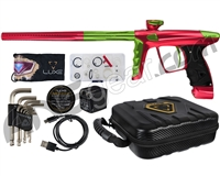 DLX Luxe X Paintball Gun - Red/Green