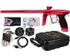 DLX Luxe X Paintball Gun - Red/Red