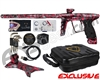 DLX Luxe X Paintball Gun w/ FREE Matching Gun Stand - Slasher