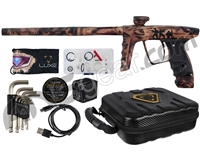 DLX Luxe X Paintball Gun - Tribute Earth Camo