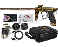 DLX Luxe X Paintball Gun - Tribute Forest Camo