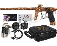 DLX Luxe X Paintball Gun - Tribute Sand Camo
