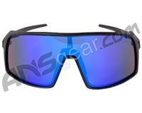 DLX Luxe Shades Sunglasses - Blue Chrome
