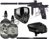 Dangerous Power Fusion Elite Elite Paintball Gun Package Kit
