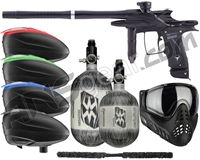 Dangerous Power Fusion Elite Supreme Paintball Gun Package Kit