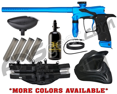 Dangerous Power G5 Legendary Paintball Gun Package Kit