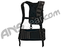 Dye Tactical Assault Paintball Vest - Black