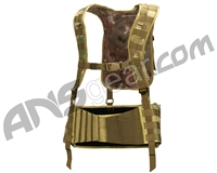 2011 Dye Tactical Assault Paintball Vest - Dye Cam