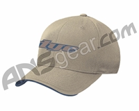 Dye 2013 Sandbo Men's Fitted Hat - Khaki/Navy
