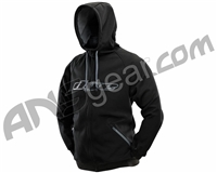 Dye Snow Hooded Sweatshirt - Black/Grey
