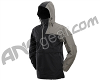 Dye Paintball Pullover Jacket - Black/Grey