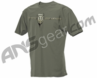 2013 Dye Division T-Shirt - Military Green