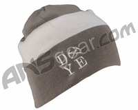 Dye 3AM Beanie - Rust/White