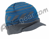 Dye Player Beanie - Navy/Grey