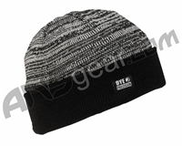 Dye Shredded Beanie - Heather/Black