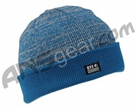 Dye Shredded Beanie - Heather/Navy
