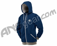 Dye 2014 Cornice Hooded Sweatshirt - Blue