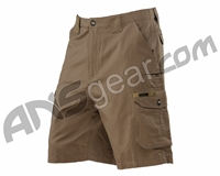 Dye Cargo Shorts - Dark Brown