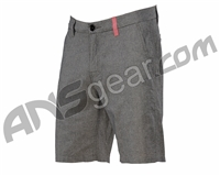 Dye Trade Shorts - Heather Grey/Salmon