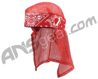 2015 Dye Head Wrap - Bandana Red