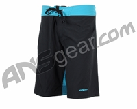 Dye Board Shorts - Black/Teal