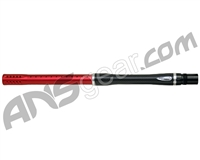 "Dye Carbon Fiber 2 Piece Boomstick Barrel - Autococker Thread - 17"" Length - .680 Bore - Dust Red"