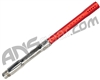 Dye 2 Piece Boomstick Paintball Barrel - Dust Red
