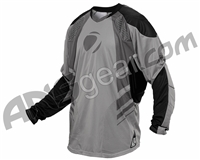 2014 Dye C14 Paintball Jersey - Formula 1 Dark/Light Grey