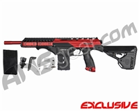 Dye Assault Matrix DAM Paintball Gun - Lava