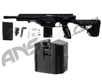Dye DAM Tactical Paintball Gun w/ Box Rotor - Black