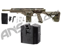 Dye DAM Tactical Paintball Gun w/ Box Rotor - DyeCam
