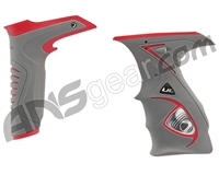 Dye DM Slim Grip Kit - Grey/Red