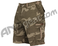 Dye Fort Bragg 09 Men's Shorts - Olive Camo