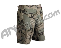 Dye Fort Bragg Men's Shorts - Olive Camo