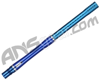 "Dye Glass Fiber 2 Piece 15"" Boomstick Barrel - Autococker Thread - Blue"