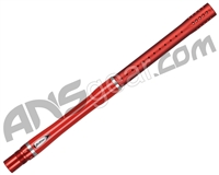 "Dye Glass Fiber 2 Piece 15"" Boomstick Barrel - Autococker Thread - Red"