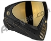 Dye I4 Airsoft Mask - Black/Gold