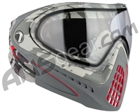Dye Invision Goggle I4 Pro Mask - Airstrike Red