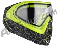 Dye Invision Goggle I4 Pro Mask - Skinned Lime