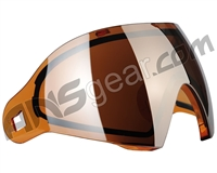 Dye I4/I5 Thermal Mask Lens - Dyetanium Orange Silver