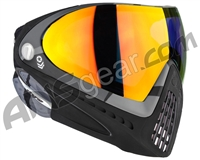 Dye Invision I4 Pro Mask - Barracks Grey w/ Dyetanium Bronze Fire Lens
