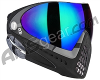 Dye Invision I4 Pro Mask - Barracks Grey w/ Dyetanium Chameleon Lens