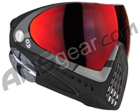 Dye Invision I4 Pro Mask - Barracks Grey w/ Dyetanium Northern Fire Lens