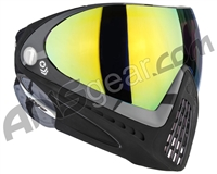 Dye Invision I4 Pro Mask - Barracks Grey w/ Dyetanium Northern Lights Lens