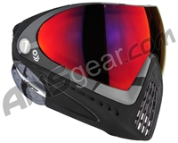 Dye Invision I4 Pro Mask - Barracks Grey w/ Dyetanium Prismic Lens