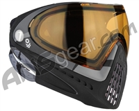 Dye Invision I4 Pro Mask - Barracks Grey w/ High Definition Lens