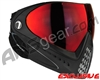 Dye Invision I4 Pro Mask - Black w/ Dyetanium Northern Fire Lens